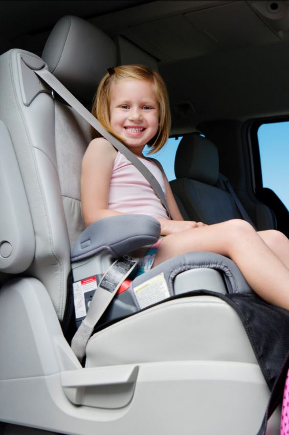 Assento elevatório transporte de crianças